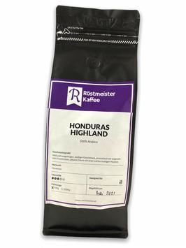 Filterkaffee Honduras (früherer Name: Relaxation)