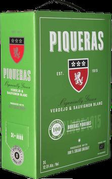 PIQUERAS Blanco Bag in Box