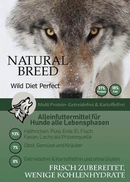 Wild Perfect 1,5kg.- Angebot statt 12,90€ jetzt nur 11,90€