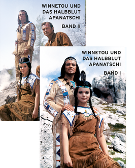 "Karl May ""Winnetou und das Halbblut Apanatschi"" · Band I + II Sammelalben"