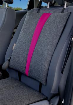 Flowmo Drive mit pinkem Mittelstreifen