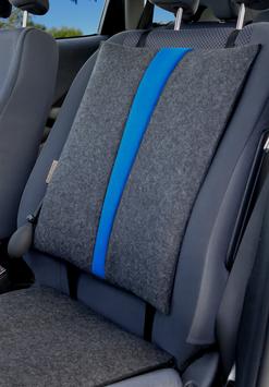 Flowmo Drive mit blauem Mittelstreifen