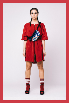 Shirtdress // Tikka Masalla