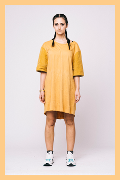 Shirtdress // Curry Chicken