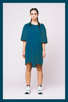 Shirtdress // Wallah Wakame