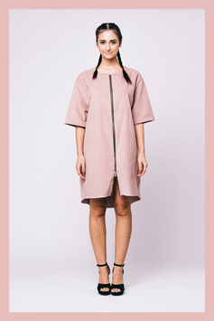 Shirtdress // Cotton Candy