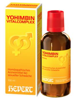 Yohimbin Vitalcomplex Hevert ®