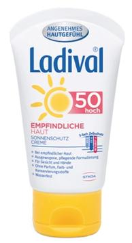 Ladival ® empfindliche Haut LSF50 Gesicht & Hände