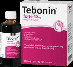 Tebonin ® forte Lösung 40 mg