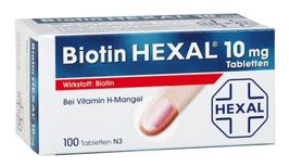 Biotin Hexal ® 10 mg