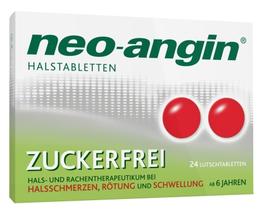 neo angin ® Halstabletten zuckerfrei