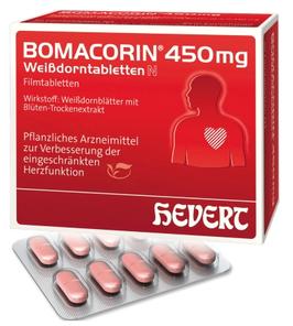Bomacorin ® Weißdorntabletten