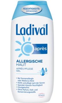 Ladival ® Apres Pflege Gel Allergische Haut
