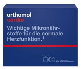 Orthomol cardio Granulat, Tabl. & Kapseln