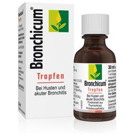 Bronchicum ® Tropfen (30ml) pflanzlich