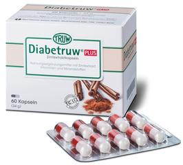 Diabetruw ® PLUS Zimtkapseln