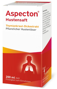 Aspecton ® Hustensaft