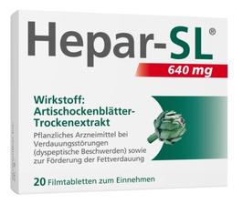 Hepar SL ® 640 mg