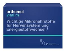 Orthomol Vital m Trinkfläschchen + Kapseln