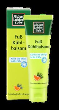 Allgäuer LatschenK. ® Fuß Kühlbalsam