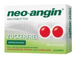 neo-angin ® Halstabletten zuckerfrei (48)