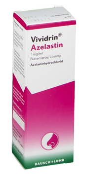 Vividrin ® Azelastin