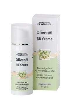 Olivenöl BB Creme LSF 20 zart getönt