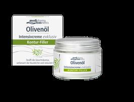 Olivenöl Intensivcreme exklusiv Kontur-Filler