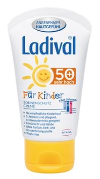 Ladival ® Kinder Creme LSF 50 - Gesicht & Hände