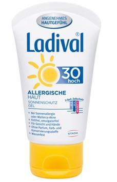 Ladival ® Allerg. Haut Gesicht LSF 30