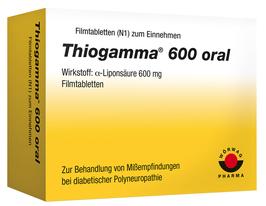 Thiogamma ® 600 oral