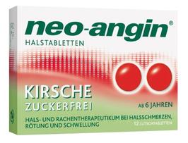 neo-angin ® Halstabletten Kirsche (24)