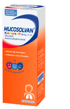 Mucosolvan ® Kindersaft