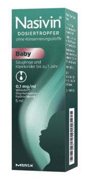 Nasivin ® o.K. Dosiertropfer für Babys