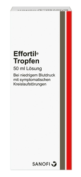 Effortil ® Tropfen