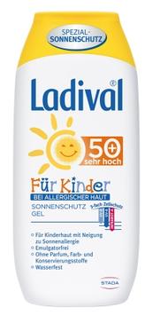 Ladival ® Kinder Allergische Haut LSF50 +