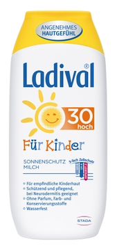 Ladival ® Sonnenmilch Kinder LSF 30