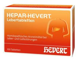 Hepar-Hevert ® Lebertabletten