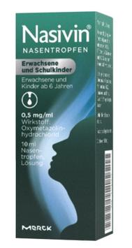 Nasivin ® Nasentropfen
