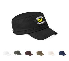 DJ - Military Cap