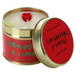 CRANBERRY LIME CANDLE