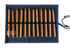Stiftemäppchen Buntstifte