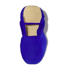 Eurythmieschuhe Standard blau