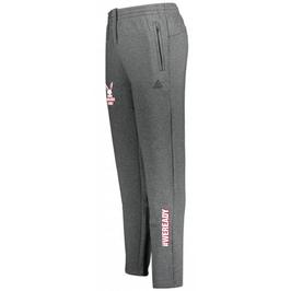 PEAK Sweatpants grau mit Kangaroos-Family-Logo und Schriftzug