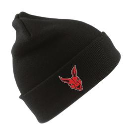 KANGAROOS Wintermütze mit Logo (gestickt)