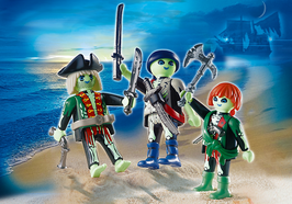 PLAYMOBIL 4800 PIRATAS FANTASMA
