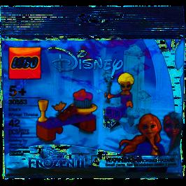 LEGO DISNEY | 30553 POLIBAG ELSA TRONO FROZEN II