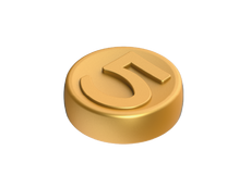 PLAY.CP51.B1220.3602 MONEDA SUELTA GOLD