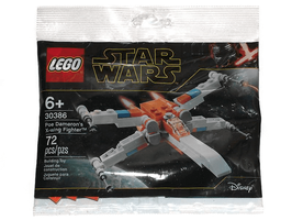 LEGO STAR WARS | 30386 POLYBAG POE DAMERON´S X-WING FIGHTER