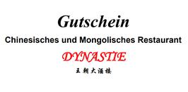 Dynastie Gutschein